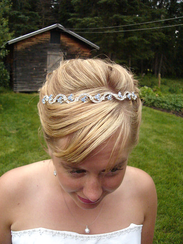 Angela's tiara