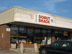 Donut Shack in Severna Park