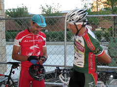Post Ride Discussion