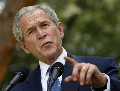 Bush in South Korea, 8.6.08  2