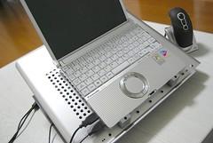 パソコンクーラー