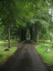 Alle (Jon Barbour) Tags: uk castle garden scotland alle scenicroads scotlandslandscapes caminosysenderospathsways scotlandinpicture geographyofphotography