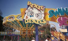 Pixie and Dixie'sCartoon Swing 01 (slappy427) Tags: scoobydoo themepark flintstones yogibear fredflintstone hannabarbera topcat paramountsgreatamerica mrjinks pixiedixie pixieanddixie hannabarberaland
