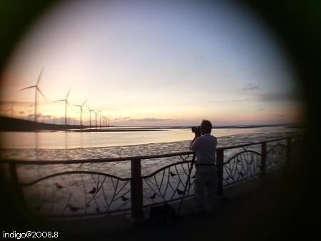 攝影者 (by indigo@Taiwan)