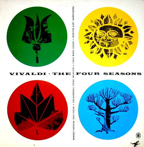 'Vivaldi - The Four Seasons' - Manoug Parikian and the Philharmonia