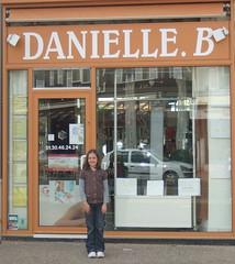 Danielle B (tworedboots) Tags: abbie rambouillet
