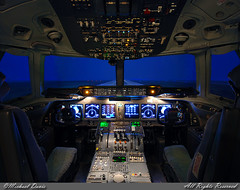 Delta Air Lines McDonnell Douglas MD-11 Simulator (N801DE) (Michael Davis Photography) Tags: atlanta photography aviation flight jet delta dl airliner md11 jetliner flightsimulator deltaairlines katl mcdonnelldouglasmd11 n801de simuator md11simulator mcdonnelldouglassimulator