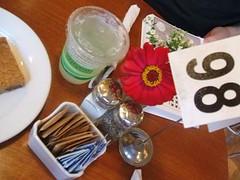Table at Marigold