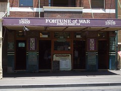 Fortune of War, Sydney's oldest pub (- MattW -) Tags: heritage pub sydney australia alcohol oldestpub fortuneofwar