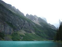 Cool Lake Louise (mandmheads) Tags: jasper banff lakelouise morainelake michellejacobson mattspohn