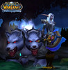 WotLK beta: Kurken, Login Screen