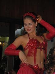 Raqs Sharqi   (Cayetano) Tags: espaa canon dance sevilla andaluca spain danza 2008 baile doshermanas tetera danzadelvientre raqssharqi  canonixus75