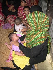Sleeping In.. (uncultured) Tags: poverty usa baby children child poor mother bangladesh savethechildren globalpoverty childmortality infantmortality bargunadistrict survivetillfive surviveuntilfive