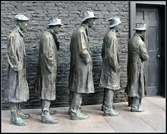 The Causes of The Great Depression / FDR Memorial Site (Tony Fischer Photography) Tags: washingtondc dc memorial greatdepression fdrmemorial fdr