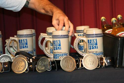 Fantastic Fest 2008: Awards