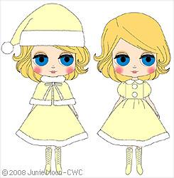 """New Blythe doll """"Frosty Frock"""""""