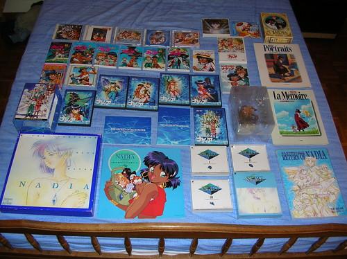 """Collection """"Nadia le Secret de l'Eau Bleue"""" de Kanon - Page 3 2898803304_d55eae2e21"""