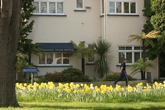 English Language School Building Christchurch ...