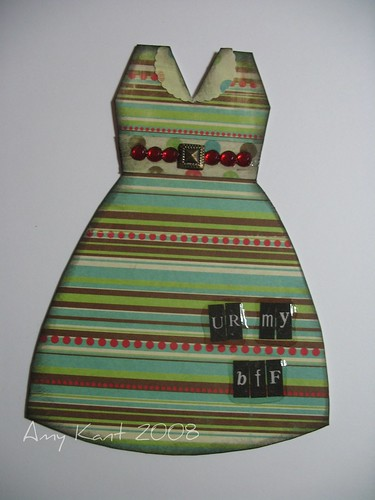 Ur My BFF Dress