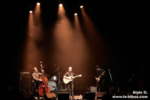 Olle Nyman @ La Cigale (Fargo All Stars), Paris | 06.10.2008