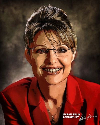 governor sarah palin for vice president
