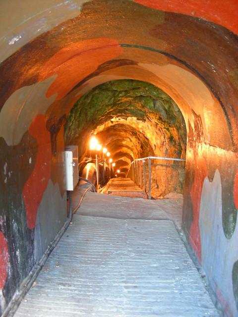 DMZ near Cheorwon 10 - 2nd Tunnel of Agression by Ben Beiske