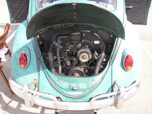 1972 vw beetle engine. 1965 Volkswagen Beetle Sedan,