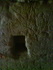 Lacock Tithe Barn apotropaic marks by Yewtree, on Flickr