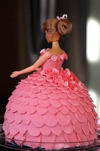 Barbie Cake 5