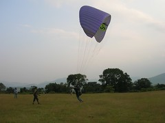 Forward inflation [Day 2] (ak47surve) Tags: nirvana paragliding kamshet