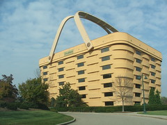 Longaberger Baskets - First thoughts about