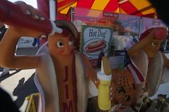 hot dog twins