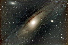M31 Andromeda Galaxy (Steve Carmichael) Tags: galaxy m31 astronomy astrophoto andromedagalaxy starlightxpress Astrometrydotnet:status=solved Astrometrydotnet:version=12233 Astrometrydotnet:id=alpha20090843929090