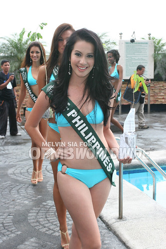 Miss Earth 2008 contestants photo
