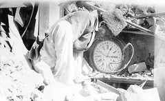 7 clock stooped at moment of eartquake 3.00am (quettabalochistan) Tags: india earthquake quetta balochistan brtish pakistn baluchistan earthquakebalochistanquetta balochistaneartquake quettaearthquake britishcolonialbritish rajbritishbalochistn bloochistan kwetta
