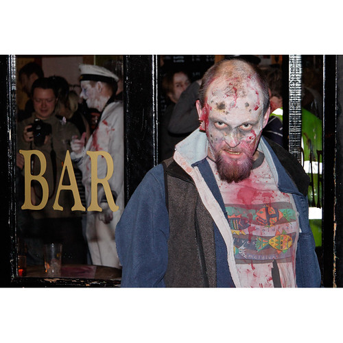 Crawl of the dead IV, night of the Brighton zombies