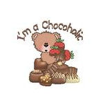 I'm a chocoholic logo