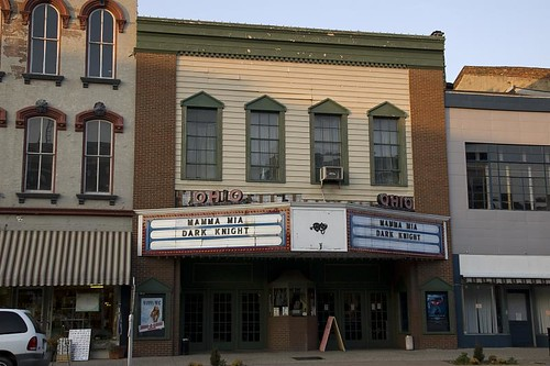 Ohio Theatre - Madison, Indiana