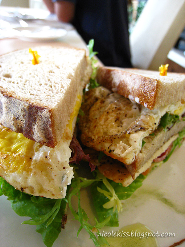 club sandwich overview
