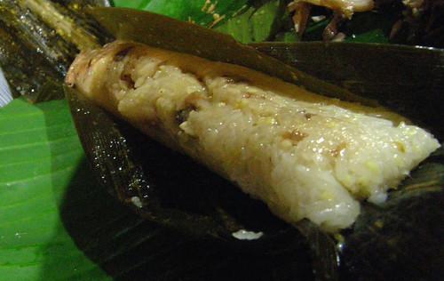 20.主食是竹葉飯