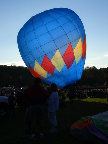 Backlit Balloon
