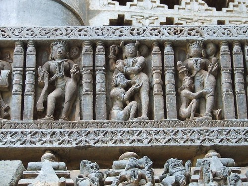 Halebid Hindu temple Sex in stone1 (blob59) Tags: india history sex stone ...