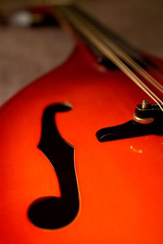 A-5 style mandolin