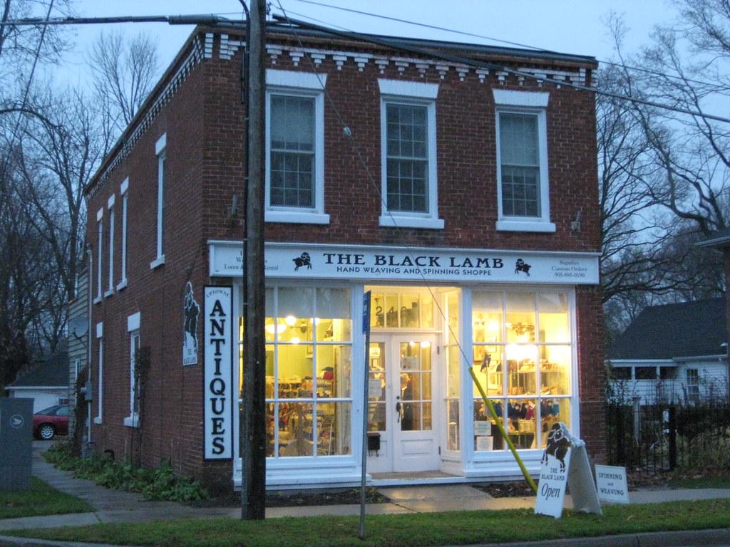 The Black Lamb, Port Hope