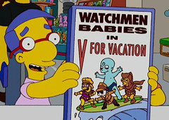 watchmenbabies (Marie the Bee) Tags: simpsons watchmen milhouse