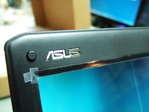 ASUS F6V 華碩標誌