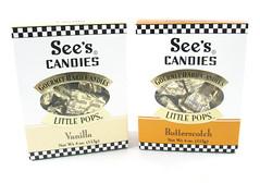 See's Hard Candy Boxs
