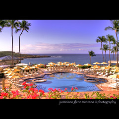 Four Seasons Resort Lanai at Manele Bay (j glenn montano 3) Tags: county four hawaii bay seasons glenn maui resort montano lanai manele justiniano aplusphoto
