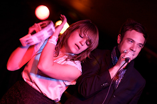 The Airborne Toxic Event, Live in Bristol - Mikel and Anna