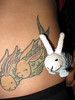 bunnyfish with bunnyfishes tat! Courtesy of the